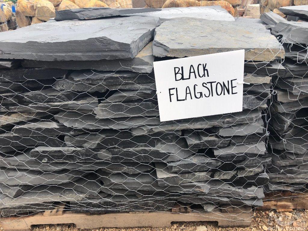 Black Flagstone