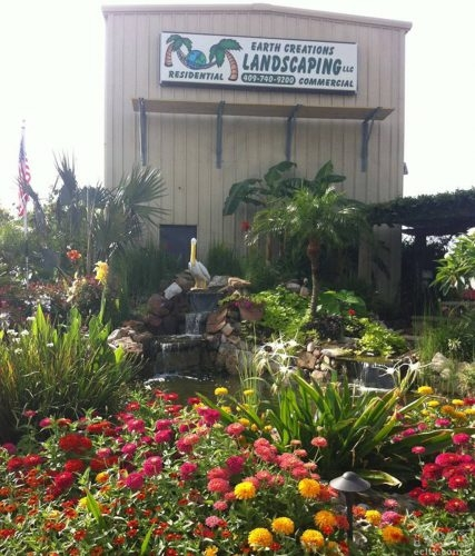 Earth Creations Landscaping Main Office