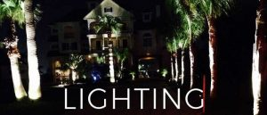Earth Creations Landscaping Lighting Installations