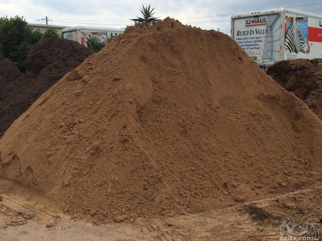 Topsoil (Sandy Loam)