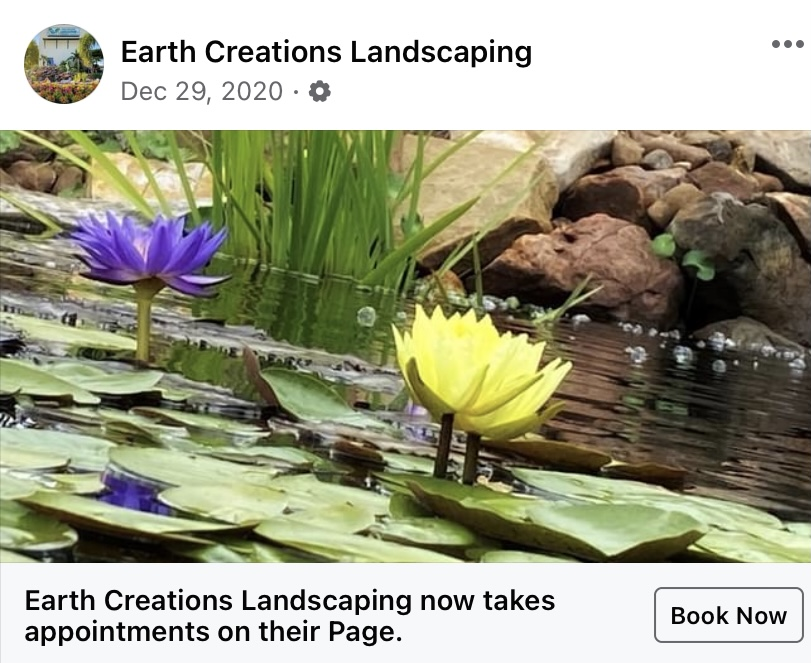 Earth Creations Landscaping